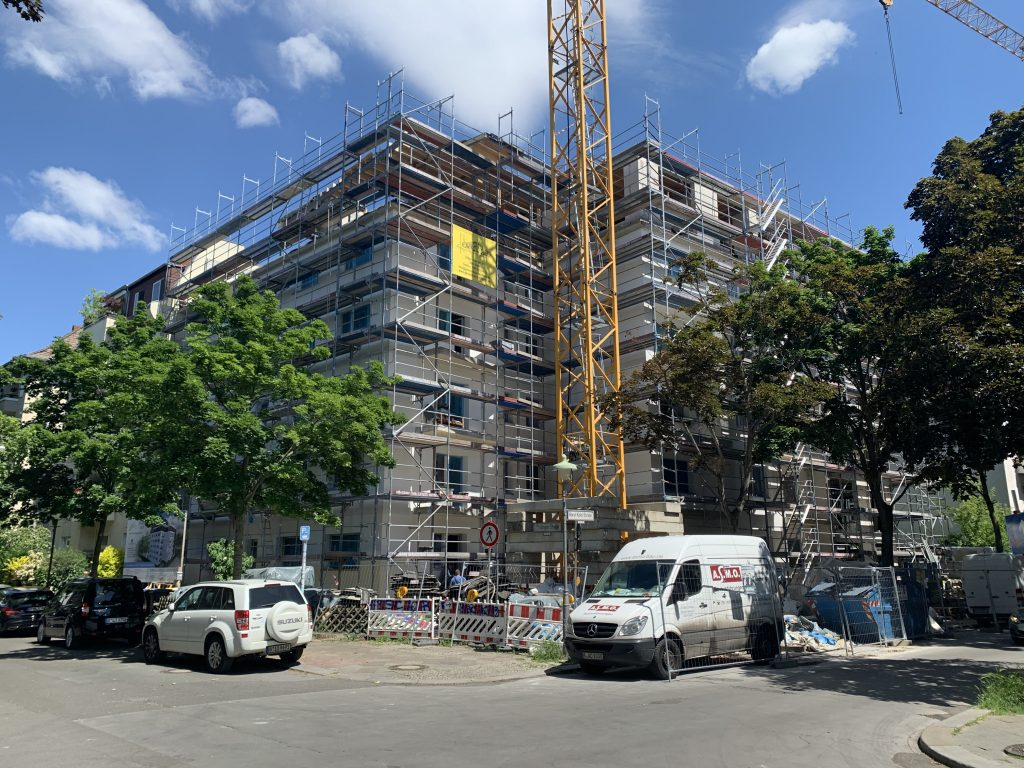 Bautenstand - Juni 2020